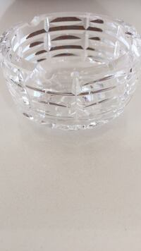 clear glass bowl with lid Toronto, M5E