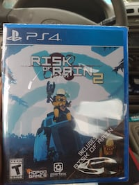 Brand new PS4 video game