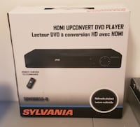 SYLVANIA HDMI DVD Player with USB Port Coquitlam