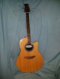 Ovation Shallow Bowl Acoustic Electric Guitar New York, 10314