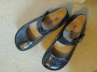 Alegria black mary jane shoes size 37 (7-7.5) Signal Mountain, 37377