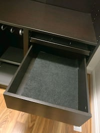 black and gray wooden desk Silver Spring, 20907