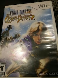 wii u / wii final fantasy the crystal bearers Ontario, L0R 1C0