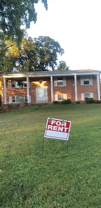 HOUSE For rent 4+BR 3BA. Address: 12102 Ruffin Drive, Fairfax, VA. Please contact landlord via number:  [TL_HIDDEN]  for details and showing scheduling. Fairfax