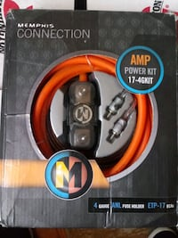Amp power kit Union Bridge, 21791
