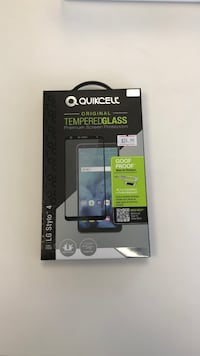 LG Stylo 4 Tempered Glass  New Orleans, 70118
