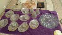 clear glass bowls and cups Houston, 77034