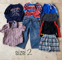 Boys summer clothes Fort Erie, L2A 4M8