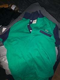 Lacoste Polo size L Bridgeport, 06602