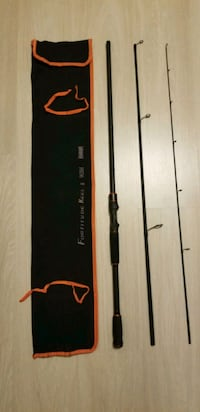Kingdom Travel fishing rod