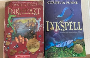 Inkspell and Inkheart