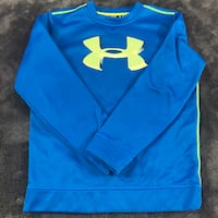 Under Armour Youth Medium Therma Fit Shirt! Mason, 45040
