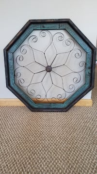 Wood & Metal Wall Art ROSEMOUNT