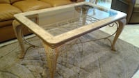 Coffee and End Table Set Lake Forest