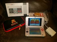 NES 3ds XL with 9 Mario games (Need gone 2day)