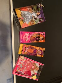 Barbies, Brand New in the box and Collectors Edition Purcellville, 20132