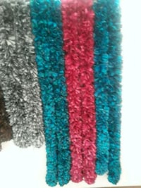 green and red knitted textile Huntington Beach, 92649