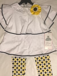 Brand new Size 5 Girls Outfit Monroe, 28110