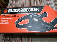 Black n Decker electric trimmer in a box Fairfax, 22033