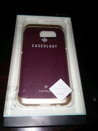 brown Caseology smartphone case