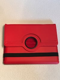 red leather bi-fold wallet Omaha, 68137
