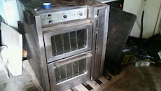 Commercial ng oven