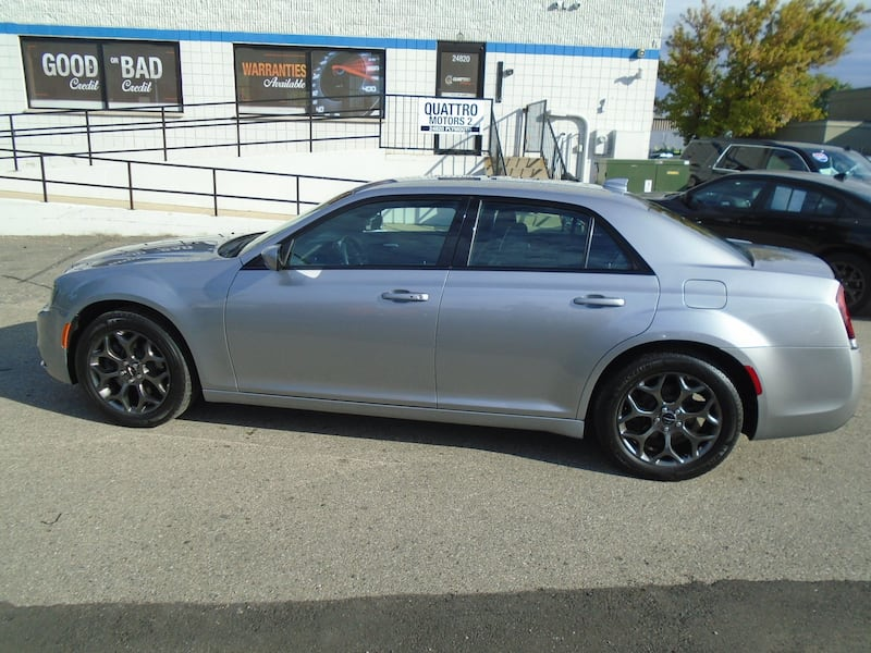 Chrysler 300 2016 2