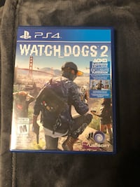 Watch Dogs 2 PS4 New Westminster, V3L 3S6