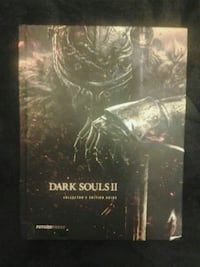 Dark Souls II Collector's Edition Strategy Guide H Las Vegas