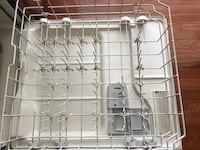 Dishwasher lower rack Chantilly