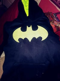 black (batman)sweater Brownsville