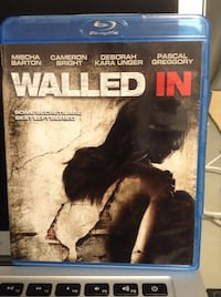 Walled in Blu Ray DVD