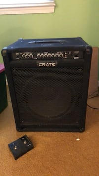 Crate BT100 Bass  Amp 26 mi