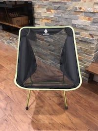 Hiking/ backpacking compact chair Vaughan, L6A 4P6