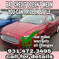 Ford - Fusion - 2014 Clarksville