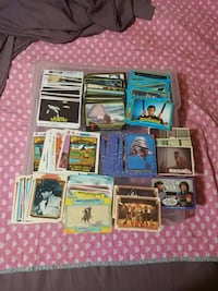 Various trading cards vintage (See Info) Issaquah, 98027