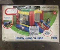 Brand new Little tikes Slide and jump bounce house San Jose, 95120