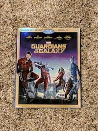 NEW Blu-Ray Guardians of the Galaxy Disney Marvel Millersville, 21108