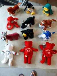 NHL collectable stuffies Lakeshore, N0R 1A0