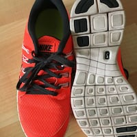 Nike Free 5.0 Running shoes size women's 7.5 - $65 Mississauga