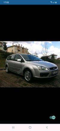 2006 Ford Focus SW 1.6I 115PS GHIA