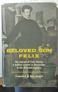 LIBRO: BELOVED SON FELIX Oviedo