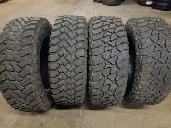 Used Mud Tires For Sale >> Mud Tires 275 65 18