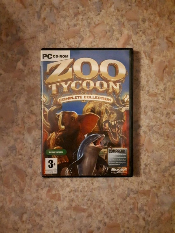 Jeux Pc Zoo Tycoon
