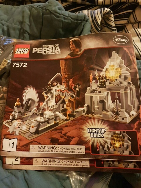 LEGO PRINCE OF PERSIA 7572