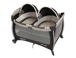 Graco Pack 'n Play Playard with Twin Bassinets, Vance
