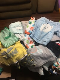 Baby's assorted-color clothes lot Franklin, 42134