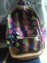green, pink, and purple floral backpack Phoenix, 85019