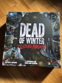 Dead of winter board game Toronto, M4K 2L7