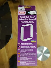 Staywell Small Pet Door Extension Tunnelbox Stockholm, 127 45